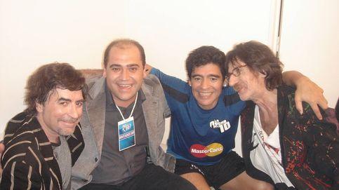Sabina: Maldita sed, maldita madrugada, no te nos mueras más, bendito Maradona