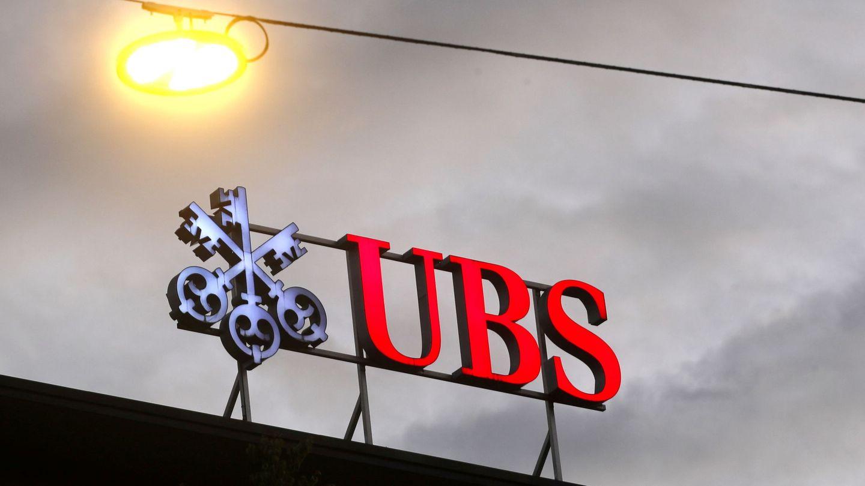 Logo de UBS. (Reuters)