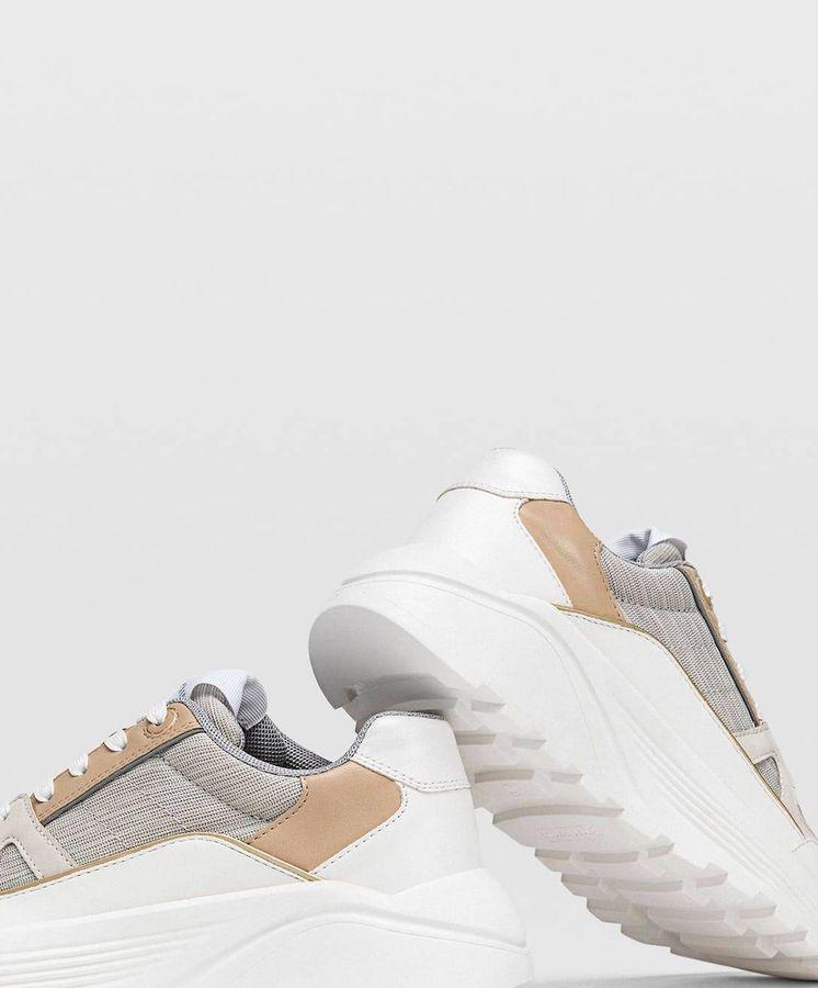 Foto: Las zapatillas deportivas de Stradivarius que te van a enamorar. (Cortesía)