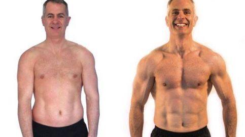 Este hombre tiene 53 años: así se adelgaza cuando no eres joven