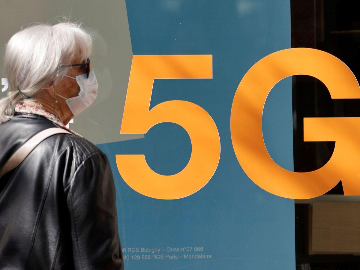 Foto: El 5G privilegio de unos pocos (Reuters)