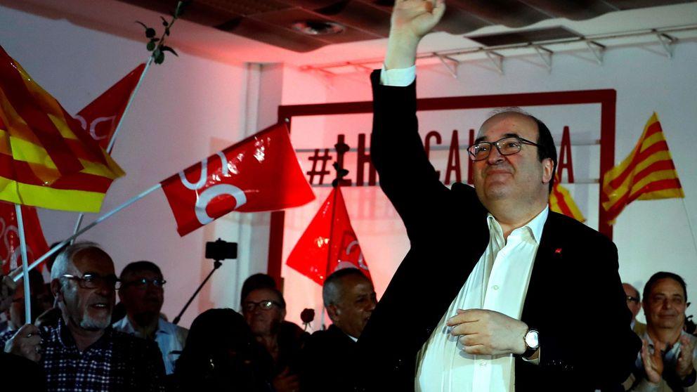 Iceta: Si el 65% de Cataluña quiere la independencia, la democracia deberá encauzarlo