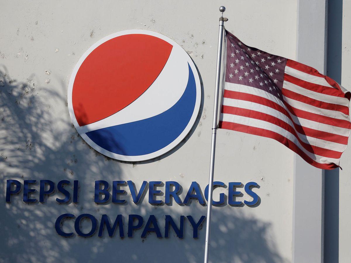 Foto: Logo de Pepsi (Reuters)