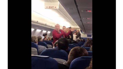 Echan de un avión a un matrimonio de españoles que no entendía inglés