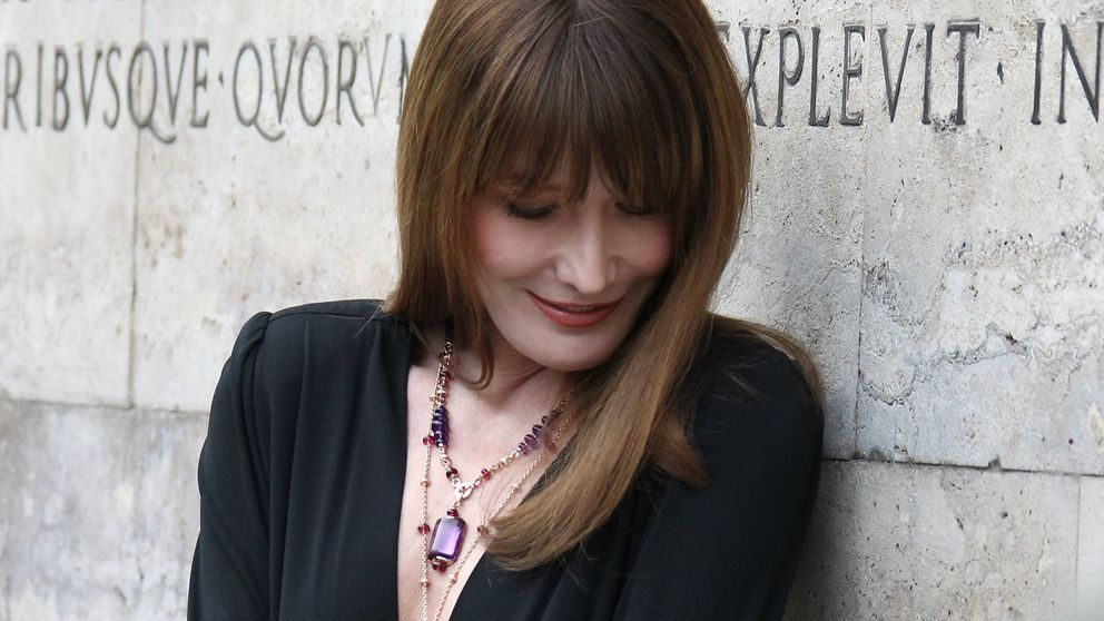 "Carla Bruni amenaza: ""Si mi marido me engaña, le corto la garganta"""