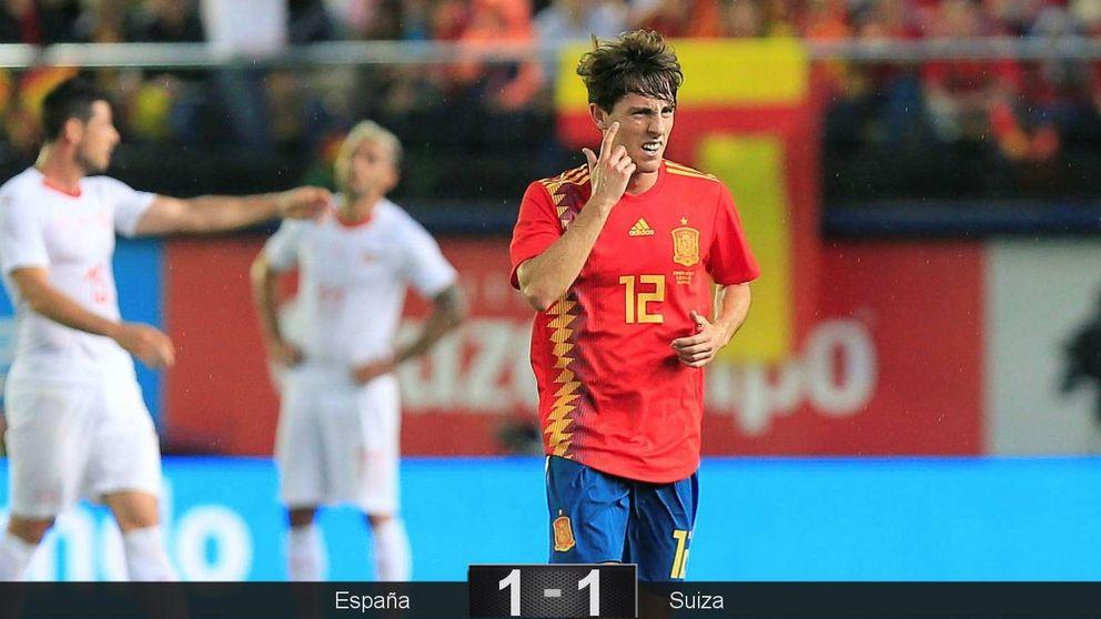 El máster de Odriozola: de Segunda B al Mundial y le espera el Real Madrid