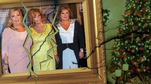 Maria Teresa Campos se va con Bigote a Lanzarote en plena polémica con sus hijas