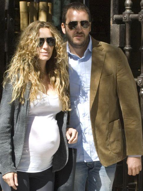 Blanca cuesta embarazada de su hijo Enzo (Gtres)