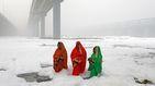 Los inabarcables niveles de contaminación en India obligan a desviar casi 40 vuelos