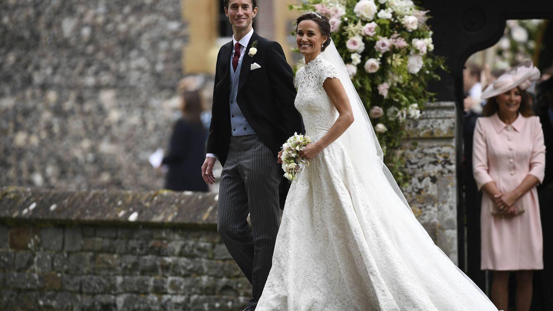 Pippa Middleton, embarazada de su primer hijo un año después de su boda