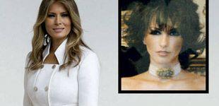 Post de Descubrimos a Ines Knauss, confidente y hermana secreta de Melania Trump
