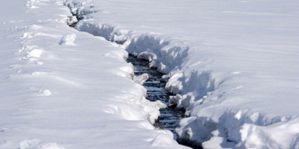 Foto: El metano en el Ártico, nuevo gran peligro del calentamiento global