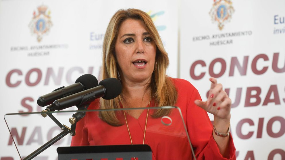 Díaz no dejará que Cs le quite la bandera española: sube el tono con Pedro Sánchez
