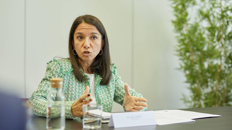 Beatriz Toribio, directora general de Asval.