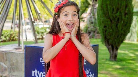 Así suena 'Marte', la canción de Melani García para Eurojunior 2019