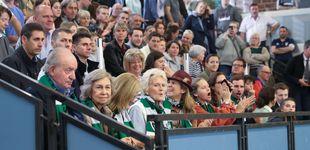 Post de Don Juan Carlos, Doña Sofía y Cristina, juntos por primera vez con la madre de Urdangarin