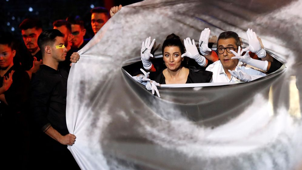 Foto: Gala de entrega de los Premios Goya 2020. (EFE)