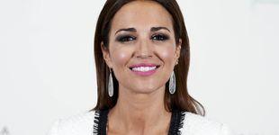 Post de Hiba Abouk, Ariadne Artiles y Paula Echevarría y la moda de baño blanca