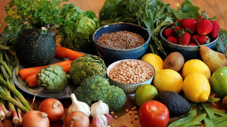 Las frutas y verduras no deberían faltar en tu dieta. (EFE)