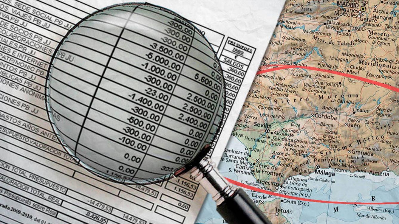 Andalucía: más de la mitad de su sector público local no rinde cuentas