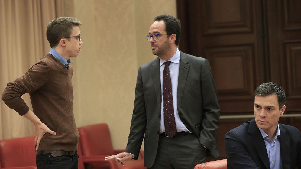 Foto: ¿Acabará Errejón en el PSOE? (EFE)