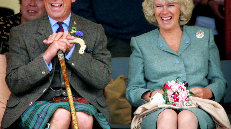 El príncipe Carlos y Camilla en una imagen de archivo. (Reuters)