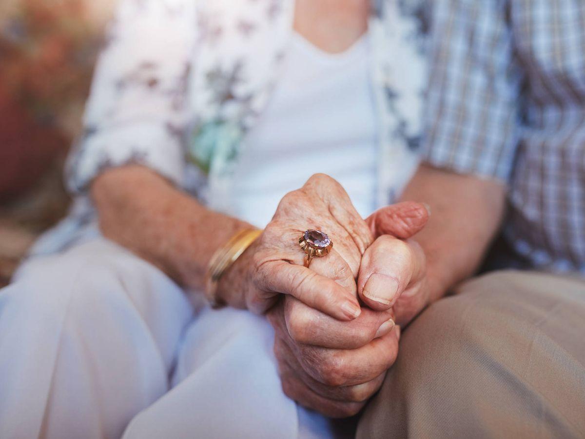 Foto: Silvino y Mucha pasaron 63 años juntos (iStock)
