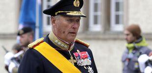 Post de Harald de Noruega recibe el alta hospitalaria y se recupera en casa