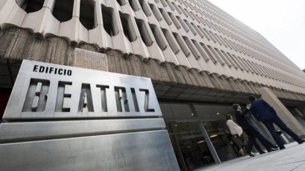 Foto: Edificio Beatriz, donde está la sede de Banco de Depósitos.