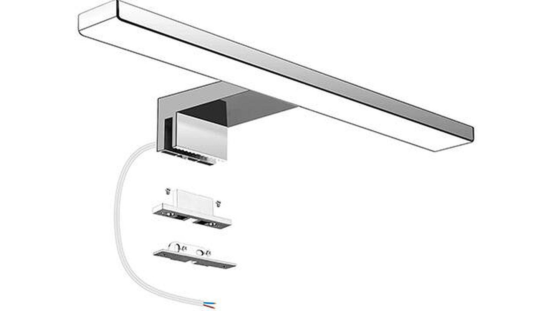 Lámpara de espejo para el baño LED 5W de Aourow