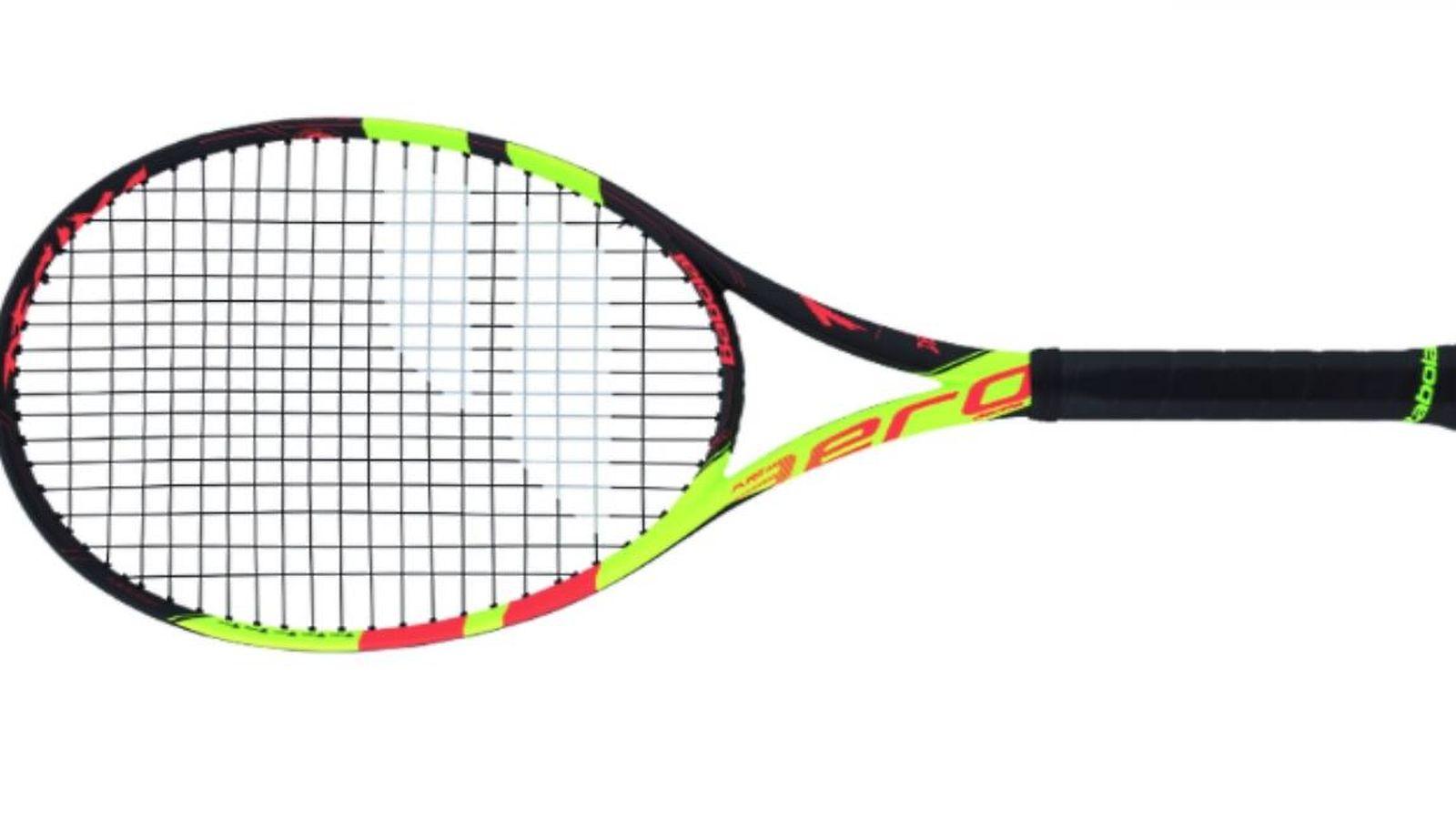 a510fdf3b Tenis - Roland Garros: Así es la nueva raqueta de Nadal: homenaje a Roland  Garros con los colores de España