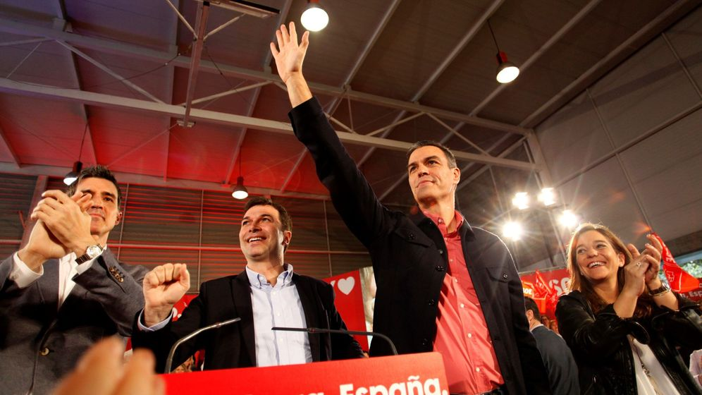 Foto: El presidente del Gobierno en funciones y secretario general del PSOE, Pedro Sánchez. (EFE)