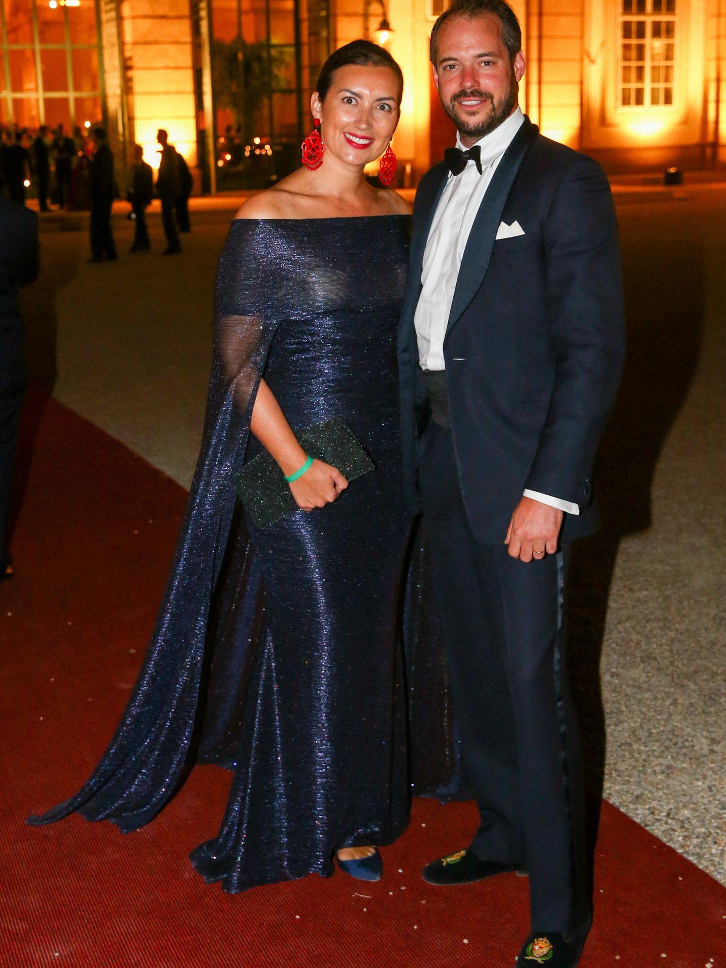 Félix y Claire de Luxemburgo. (Gtres)