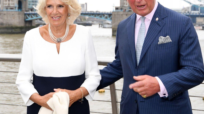 Carlos y Camilla también serán anfitriones. (EFE)