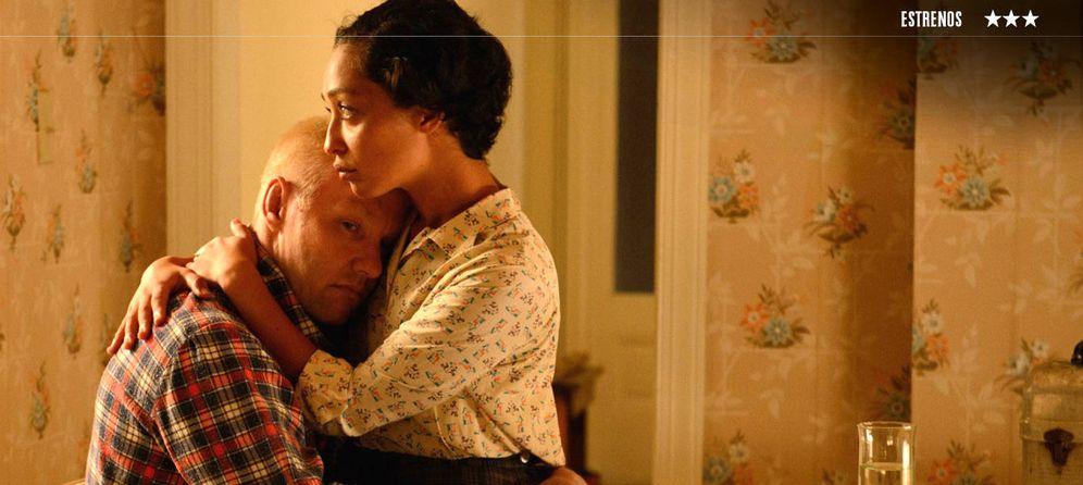 Foto: Fotograma de 'Loving', con Ruth Negga y Joel Edgerton.