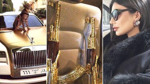 La vida de los niños ricos de Arabia Saudí: armas, coches de lujo y cirugías