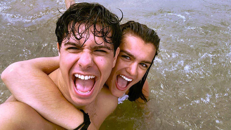 La escapada romántica a la playa de Amaia y Alfred que revoluciona la redes