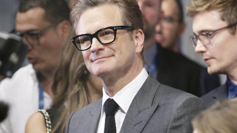 El actor Colin Firth en una imagen de archivo. (Gtres)