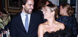 Post de Elena Tablada y Javier Ungría: el banquete y las fotos de los invitados a su boda