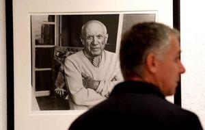 Foto: 40 años de la muerte de Picasso