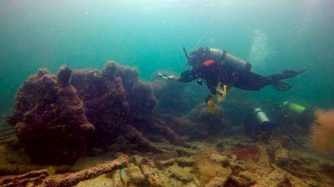 Descubren los restos de un barco que transportaba esclavos mayas a Cuba