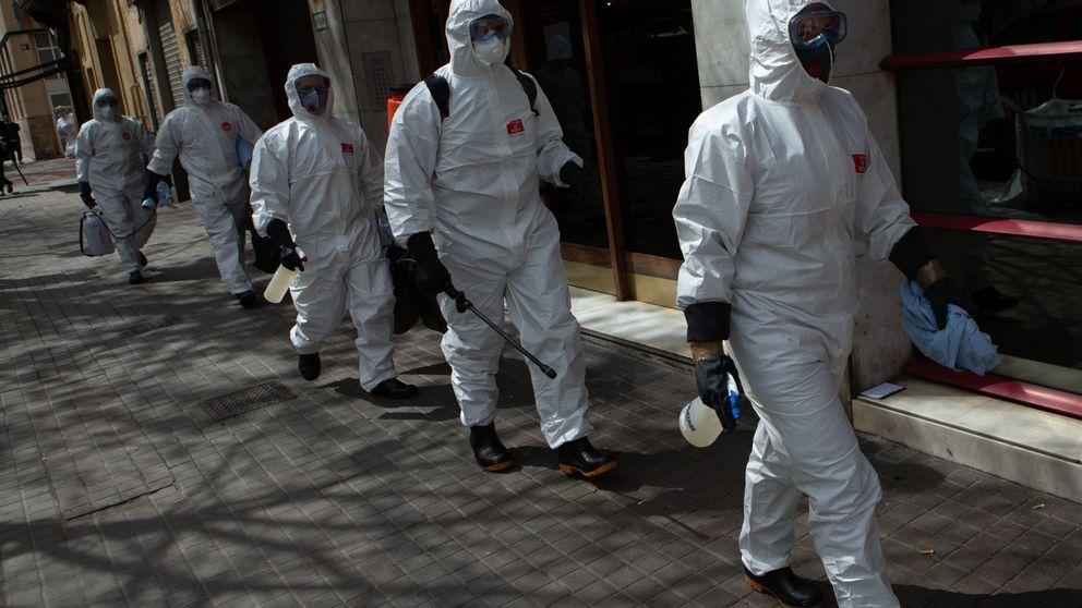 Última hora del coronavirus: Cataluña recibirá más de un millón de mascarillas