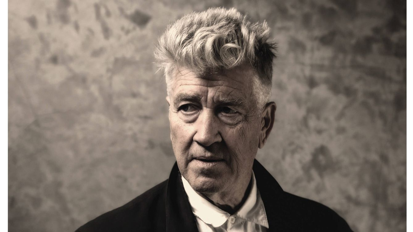 Foto: El director de cine, David Lynch.