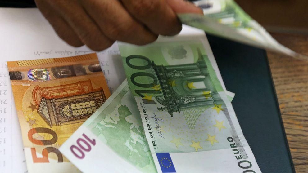 El BCE insiste: el coronavirus no se ha propagado a través de billetes de euro