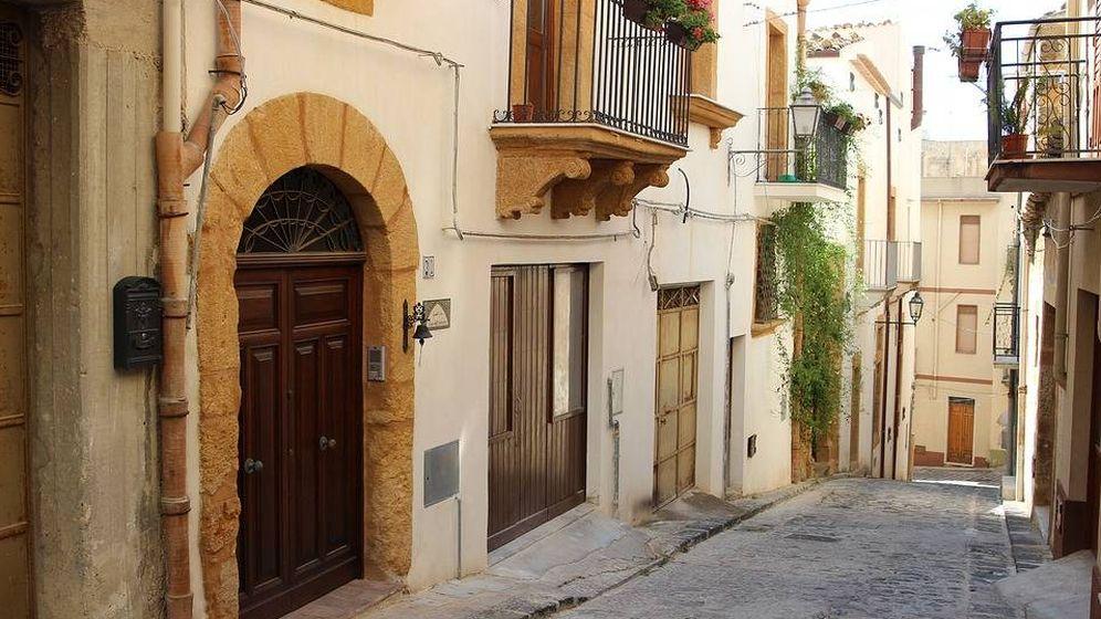 Foto: Una de las calles del municipio de Sambuca. (Pixabay)