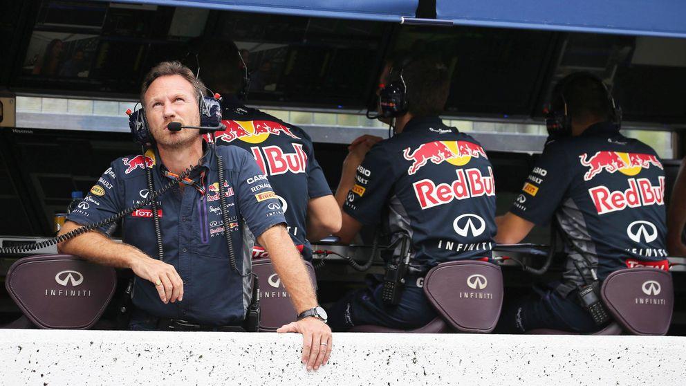 Red Bull, en situación crítica, siente que Ferrari está jugando con ellos