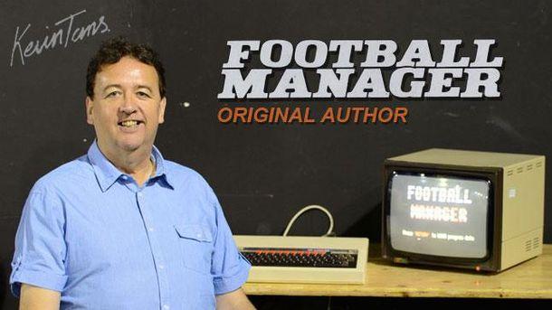 Foto: Kevin Toms, el genio que enganchó a una generación con Football Manager