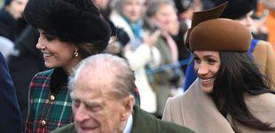 Post de Así consiguió Meghan Markle hacerse con el cariño del duque de Edimburgo