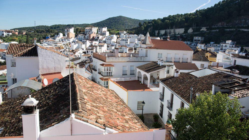 Foto: Vista de Monda, en la Sierra de las Nieves (Málaga). (David Brunat)