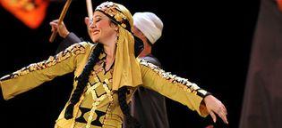 Foto: Madrid se convierte en capital de la danza árabe